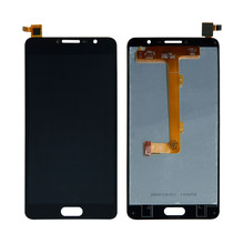 Gratis Verzending Voor Alcatel One Pop 4 S 5095 5095B 5095I 5095K Touch Screen Digitizer Glas Lcd Beeldscherm(China)