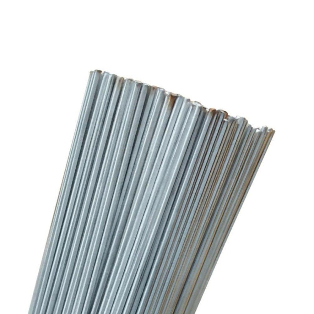 Tige de brasage de soudure de Flux d'électrode de fil de soudure en aluminium de la basse température 50x