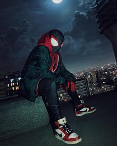 Image 3 - 新 2020 大人の子供のコスプレ衣装全身タイツのスーパーヒーロー黒ボディスーツスーツ