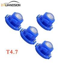 4 шт 12 В led лампа светильник s cob smd автомобиля Индикаторы