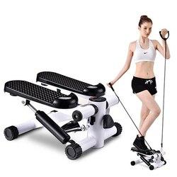Многофункциональные мини-машинки для бега, спортивные беговые дорожки, домашняя педаль для похудения, ЖК-оборудование для фитнеса, гимнаст...