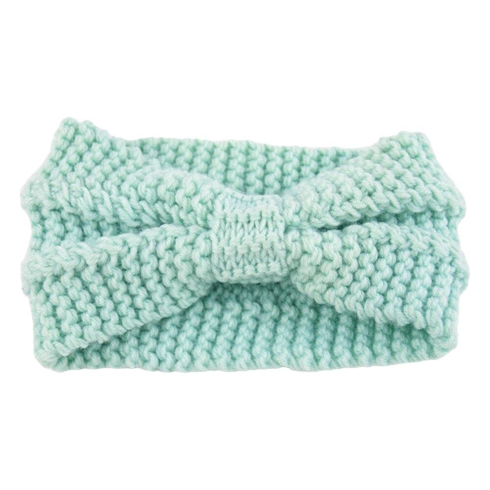 NIBESSER Fashion Snowboard Warm Knitted Cap Snap Skullies Bonnet Beanie No Top Wool Hat Women Multi-purpose Hat 31