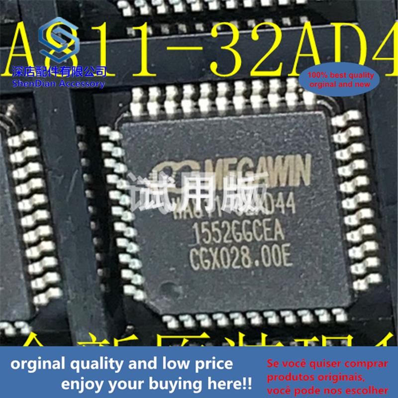 5pcs 100% Orginal And New MA811-32AD44 MA811-32 QFP44 Best Qualtiy