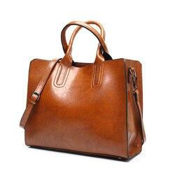 Valenkuci Women Leather Luxury Handbags Women Bag Lady Large Tote Bag Female Pu Shoulder Bag Women Messenger Bag Bolsa Feminina