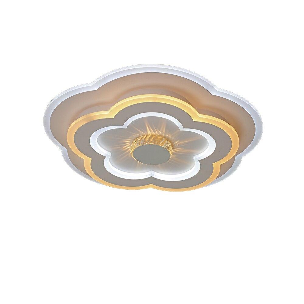 Светодиодный управляемый светильник накладной Feron AL5000 тарелка 60W 3000К 6500K белый с кантом - 6
