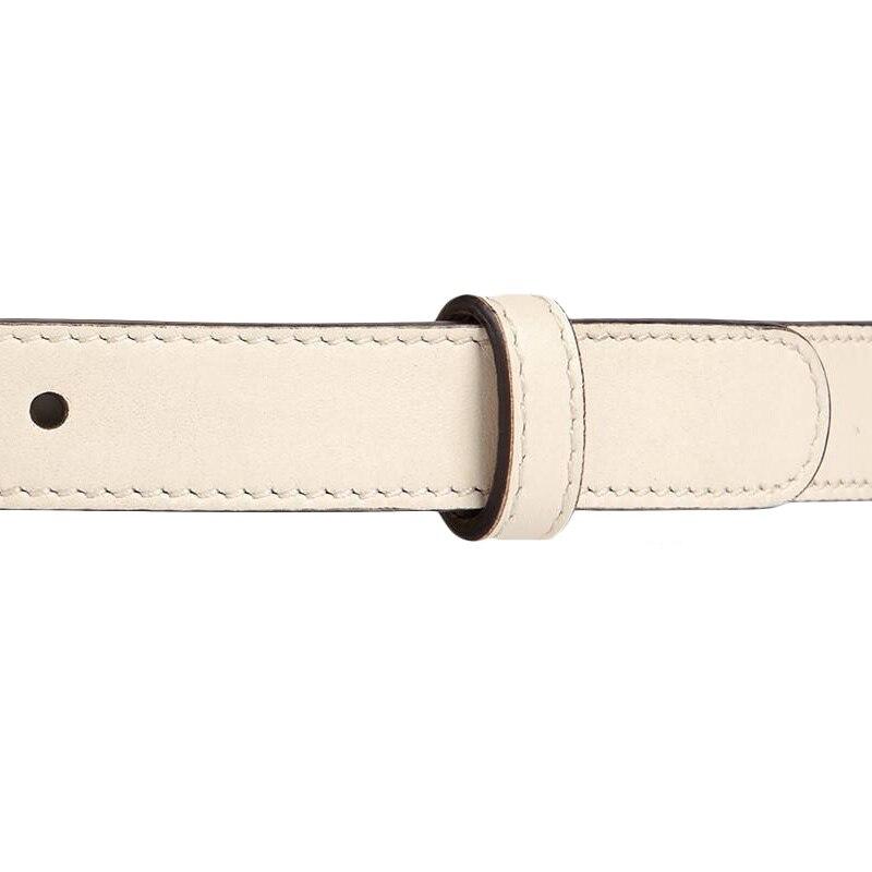 Luxury Off White GG Belts For Women Designer Jeans Black Belt For Men Cow Print Chain Corset Gothic Decor Waist Belt