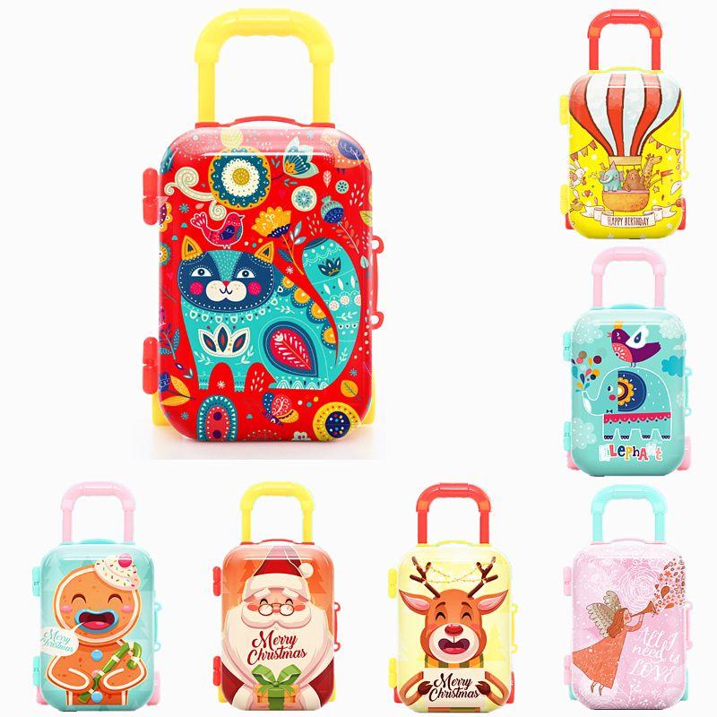 Кукольный домик, мебельная коробка, кукольные игрушки, аксессуары для багажника Barbi Blyth Azone Candy AXYA