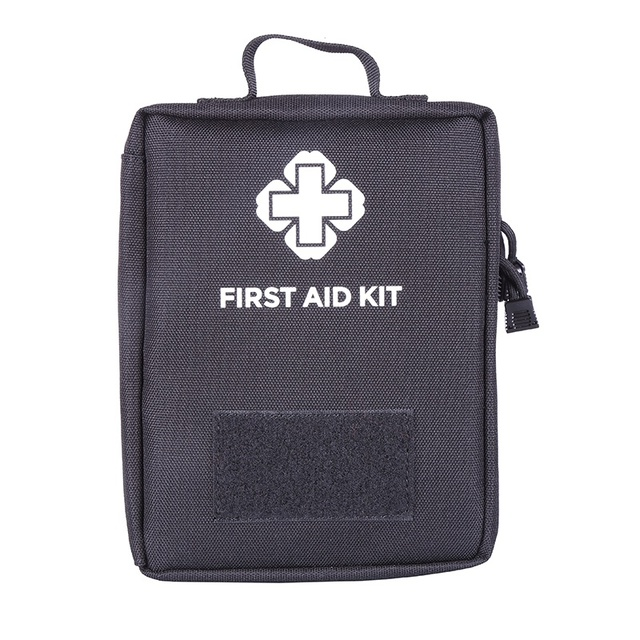 Nylon Waterproof anti-corrosion First Aid Kit Bag Emergency Kits Portable Medical Package For Outdoor Tour Camping Travel Surviv 2