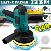 Waxing-Tools Car-Polisher-Machine Sander Electric Car-Accessories 600W 220V 3500rpm 6-Speed