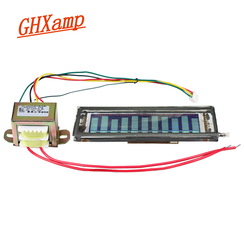 Multimedia VFD Fluorescent Display Level Indicator Spectrum Suitable For Multimedia Speakers And Amplifiers Use AC220V