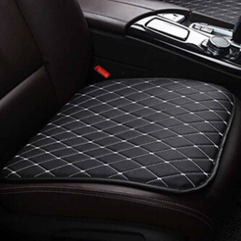 車のフロントシートカバー通気性パッドハーフサラウンド用オートチェアクッション
