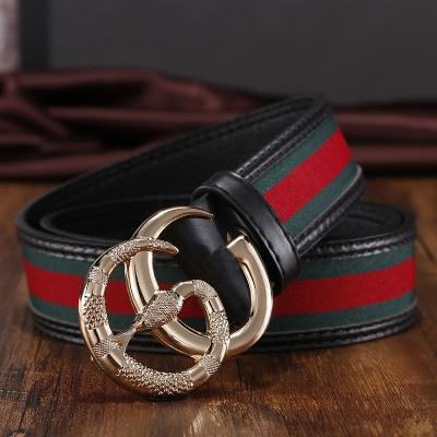Men High Quality Genuine Leather Belt Luxury Designer Belts Men Cowskin Fashion Strap Male Jeans For Man Cowboy