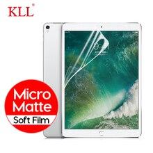 Матовая защитная пленка для Apple iPad 2/3/4 9,7 дюйма Air 2 1 Tablet PET пленка для iPad Mini 5 4 3 2 1 Антибликовая пленка не стекло