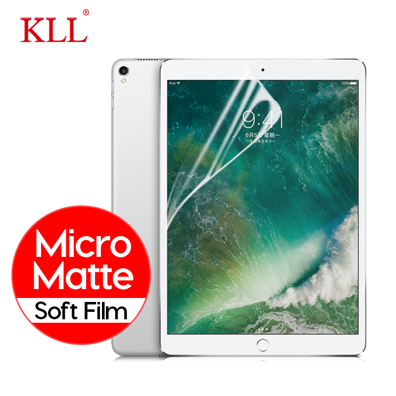 Matte Screen Protector For Apple IPad 2 3 4 Air 2 1 Tablet PET Film For IPad Mini 5 4 3 2 1 Anti Glare Frosted Film Not Glass