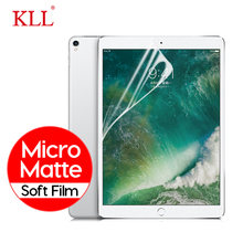 Matte Screen Protector for Apple iPad 2 3 4 Air 1 Tablet PET Film Mini 5 Anti Glare Frosted Not Glass