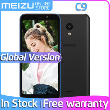 Original Meizu C9 M9C Cheap Smartphone Global Version Quad Core 2GB 16GB 5.45″ Full screen 16.0MP Camera