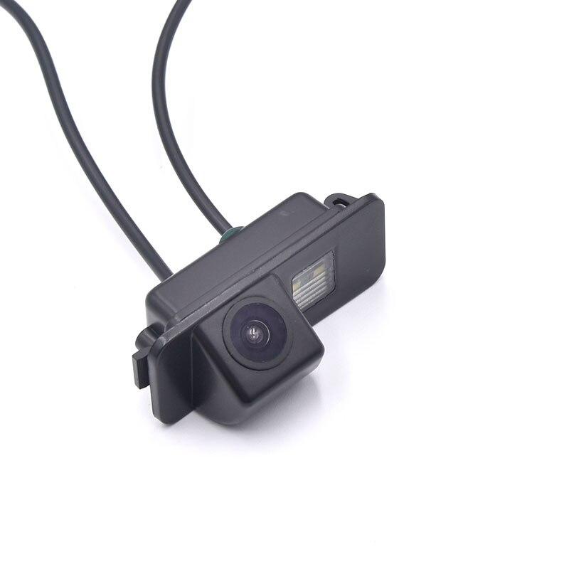 Автомобильная камера заднего вида 150 градусов для Ford Mondeo Fiesta S-Max широкий угол HD цветное изображение авто монитор резервного копирования Уни...
