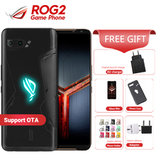 Global Firmware Asus ROG Phone 2 8GB 128GB Gaming SmartPhone ROG Phone II ZS660KL 6.59