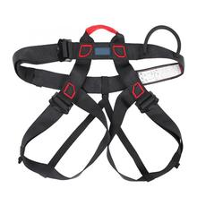 Half Body Safety Belt for Rock Climbing Mountaineering Rappelling Aerial Work emniyet kemeri