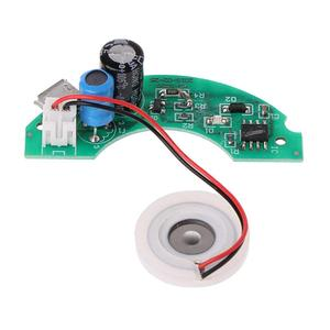 Image 3 - USB Mini Humidifier DIY Kits Mist Maker and Driver Circuit Board Fogger Atomization Film Atomizer Sheet Mini Oscillating