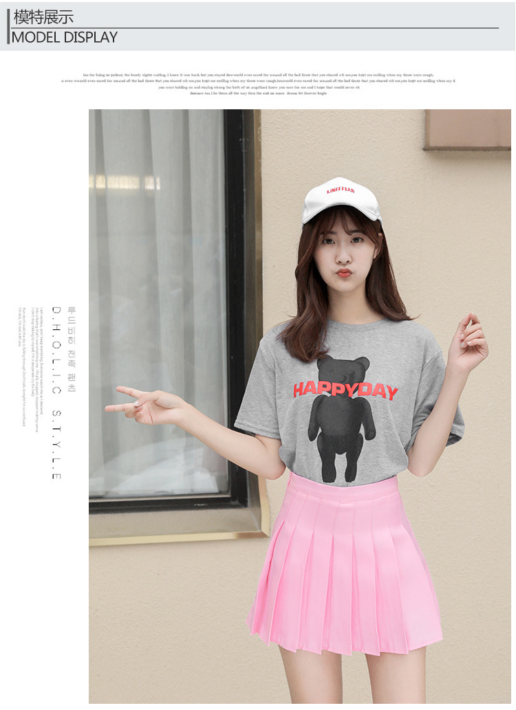 Harajuku Short Skirt New Korean Plaid Skirts Women Zipper High Waist School Girl Pleated Plaid Skirt Sexy Mini Skirt Plus Size 22