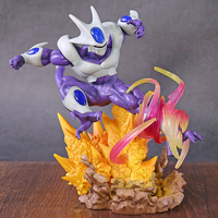 F Zero Dragon Ball Z Cooler Coora Final Form PVC Figure Collectible Model Toy