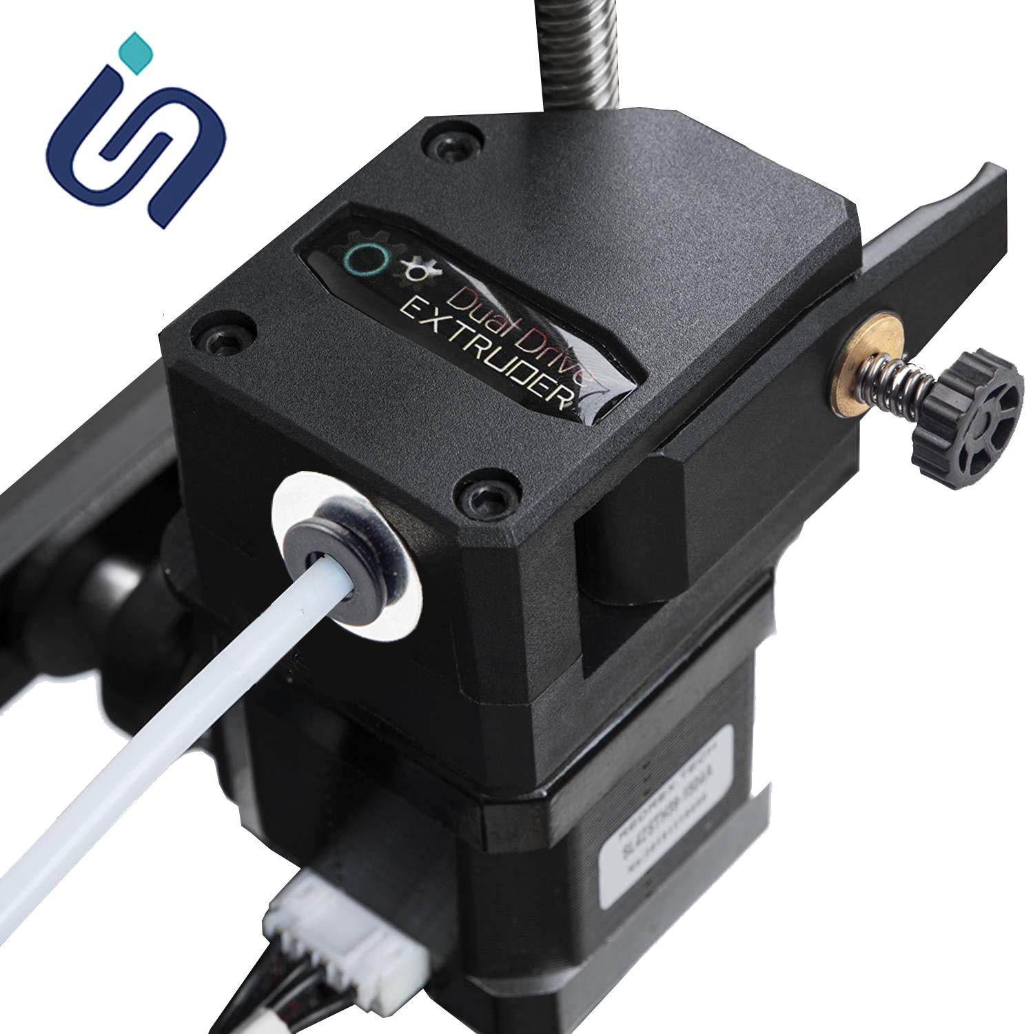 Upgrade Dual Drive Bowden Direct BMG Extruder for CR10 Ender 3 TEVO MK8 3D Printer Parts BMG Extrude