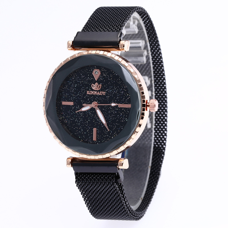 Sale Of WISH Vibrato With The Same Lady, Magnetic Buttons, Steel Band Watches, Star Studded Watches, Quartz Watches.