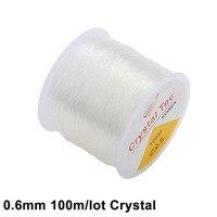 0.6mmX100m Crystal