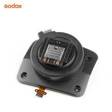 Godox Speedlite V1 V1C V1N V1S V1F V1O V1P פלאש חם נעל להחליף אביזרי עבור canon nikon sony pentax מצלמות