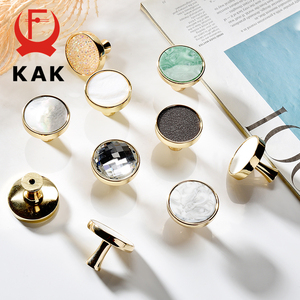 KAK Fashion Wall Hooks Gold Cabinet Knobs and Handles Decorative Dresser Knobs Pulls Hat Bag Hanging Hook Cabinet Door Hardware