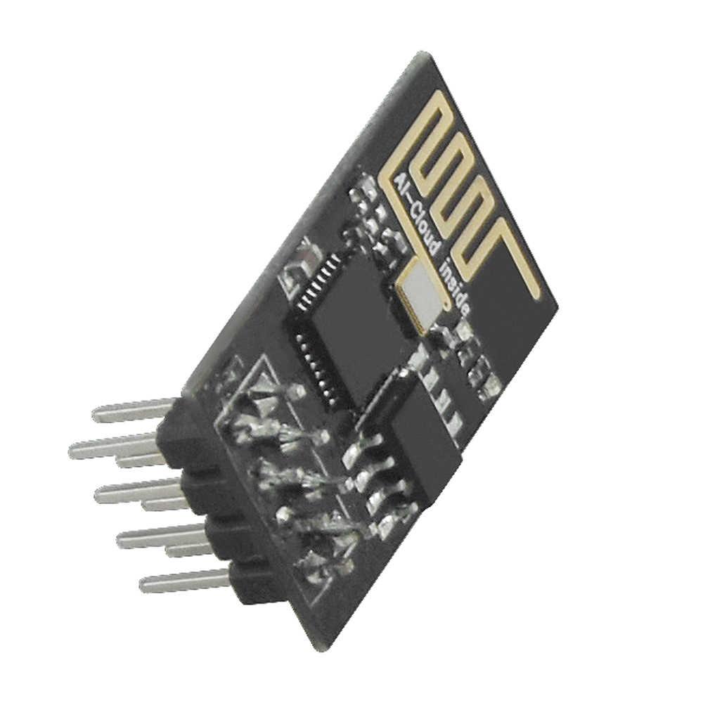 ESP8266 ESP-01 ESP01 المسلسل اللاسلكية واي فاي وحدة لاسلكية جهاز الإرسال والاستقبال استقبال الإنترنت من الأشياء ESP 01 نموذج المجلس لاردوينو