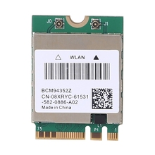 Dual Band Wireless BCM94352Z WIFI M.2 Card 1200Mbps Bluetooth 4.0 2.4G/5G 802.11ac Handoff Wlan Adapter