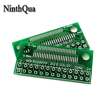 2/5/10pcs 26pin FFC FPC Test Connector 0.7mm / 0.8mm / 0.65mm / 1.0mm to 2.54mm Double Row Pin Adapter Board