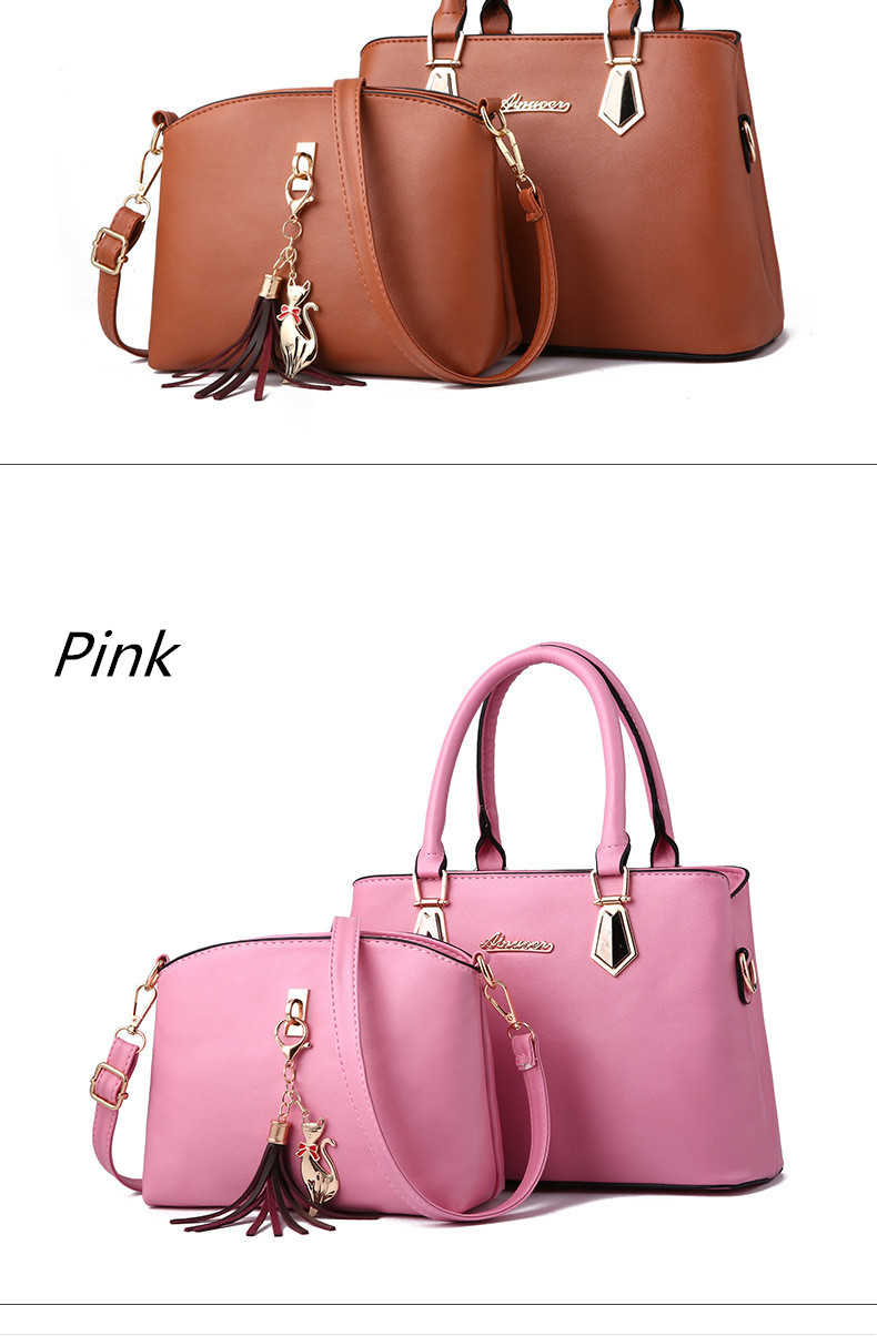 H0daf97bde283418c9fb692cf884841757 - Women's Casual Handbag | Buy 1 Get 1