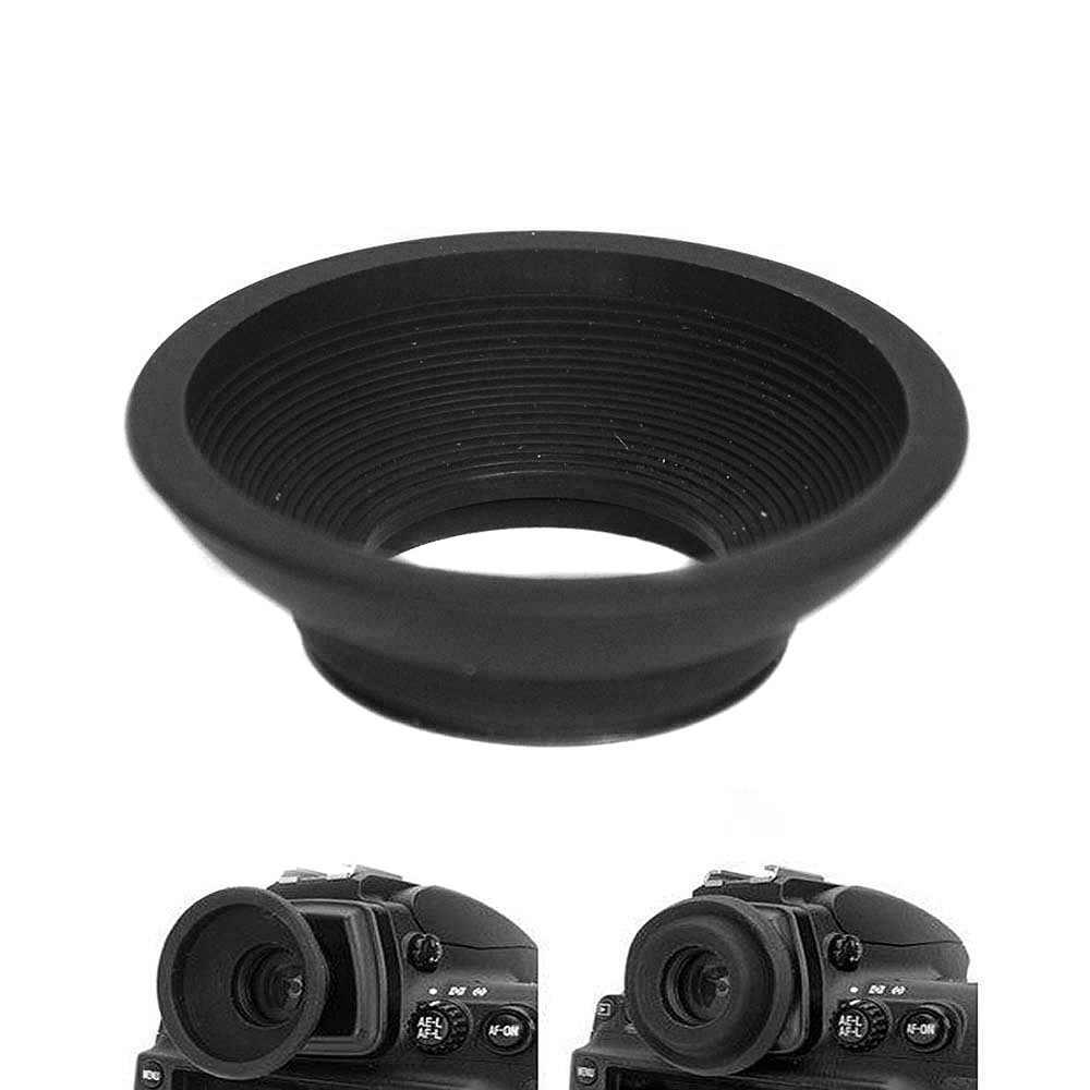 DK-19 المطاط العين كأس العين Eyecup لنيكون كانون SLR كاميرا لنيكون DF D2X D2H D3 D3S D3X D4 D4S D700 D800 D800E S27 DSLR