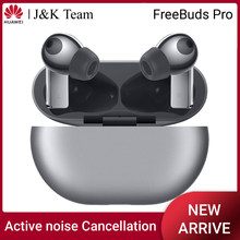 Huawei FreeBuds Pro Wireless Earphones In-ear Headphones Bluetooth 5.2 Headset Earbuds Active Noise Cancellation for Smartphone