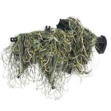 Wraps Ghillie-Suit-Accessories Airsoft Camouflage Blind-Ropes Mlitary Hunting CS Elastic