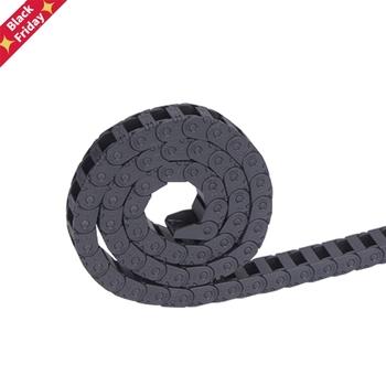 10X20mm 10*20mm przenośnik łańcuchowy L1000mm kabel przenośnik łańcuchowy łańcuszek drut przewoźnika z złącza wtykowe dla CNC ploter narzędzia tanie i dobre opinie NONE CN (pochodzenie) Rolkowe Standardowy Inner diameter height 10mm* width 20mm
