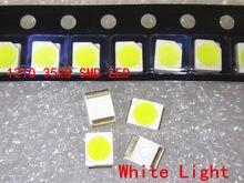 Diode lumineuse Super brillante, blanc, rouge, vert, bleu, jaune, blanc chaud, blanc froid, 1000 SMD, 3528 pièces, 1210