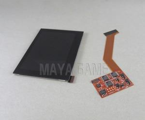 Image 4 - استبدال تسليط الضوء IPS شاشة LCD ل GBA SP لعبة وحدة التحكم إصلاح شاشة LCD 5 level سطوع قابل للتعديل جودة عالية