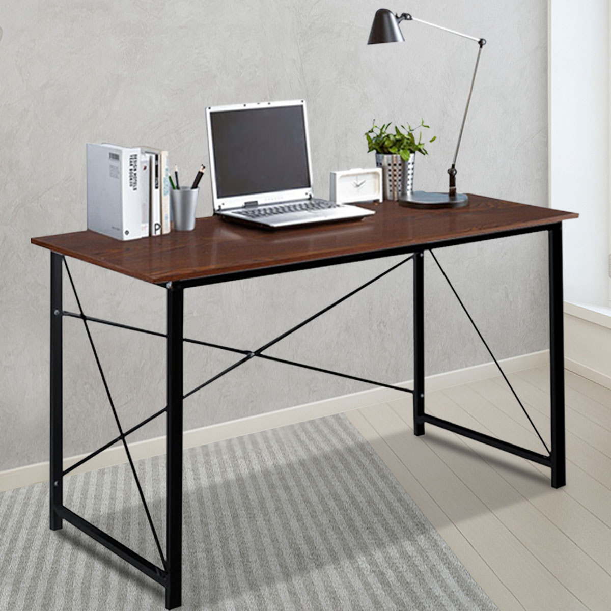 Wood Laptop Desk Laptop Bed Table Standing Desk Laptop Stand Mesa Study Table Laptop Table Computer Desk Computer Table