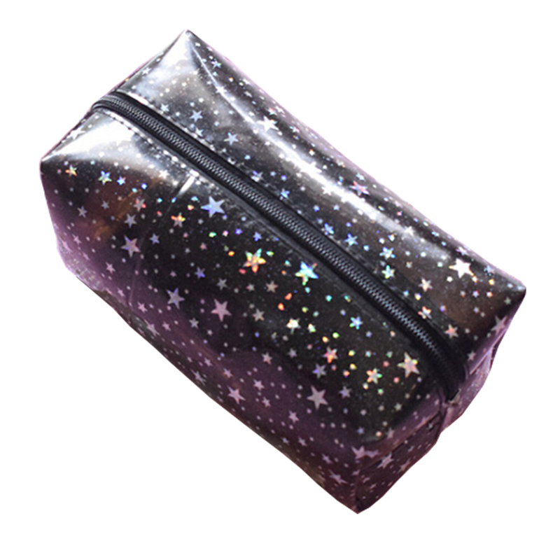 Women PVC Small Makeup Bags New Creative Travel Transparent Cosmetic Bag Wash Pouch Beauty Storage Case Toiletry Bag