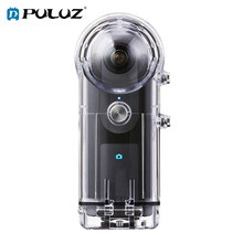 PULUZ 30M Waterproof Case For RICOH Theta V/Theta S & SC360 360 Degree Camera Accessories Housing Case Diving Protective Shell(China)