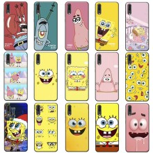 Spongebob squarepants Patrick Star anime Cover for huawei honor 9x pro 8x 10 20 lite  Clear Soft Silicone Phone Case