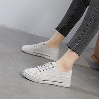 2020Fashionalbel Shoes High Quality Hot Lace Up Women Casual Sneakers Outdoor Trendy Footwear Female Shoes