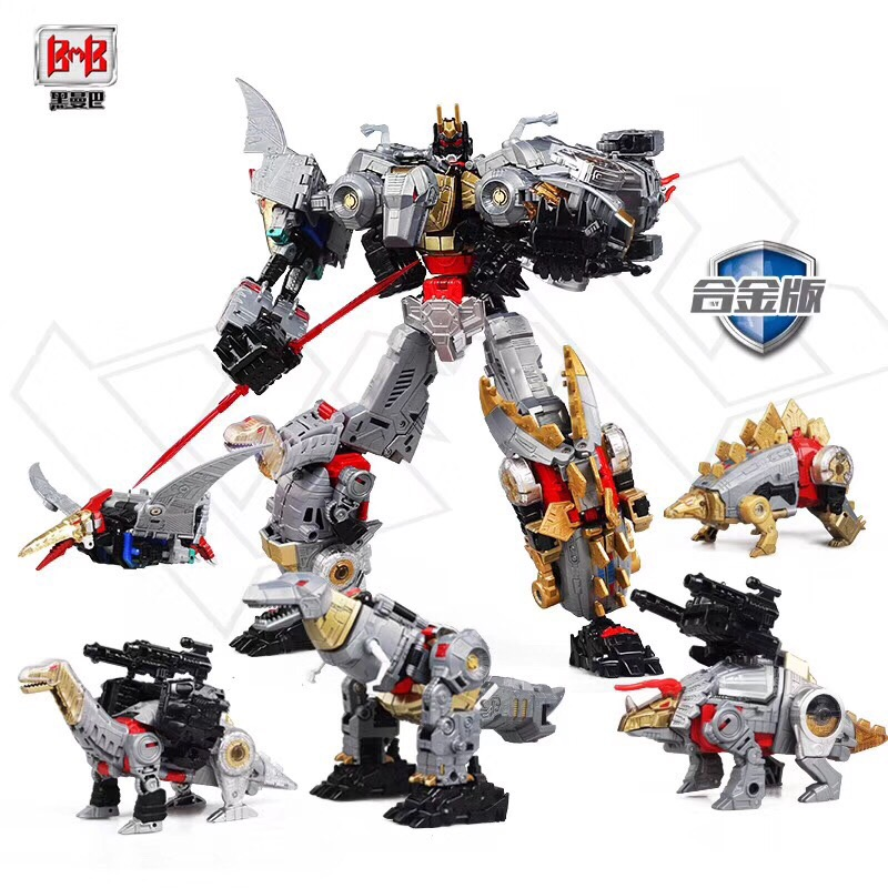 BPF Generations Power of the Primes Dinobot Slag Action Figure Toy