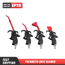 SPTA פלסטיק פלדה גבוהה לחץ אבק לפוצץ אקדח אוויר אקדח אוויר אקדח מכת אוויר Jet אקדח מנוע ניקוי כלי עבור רכב