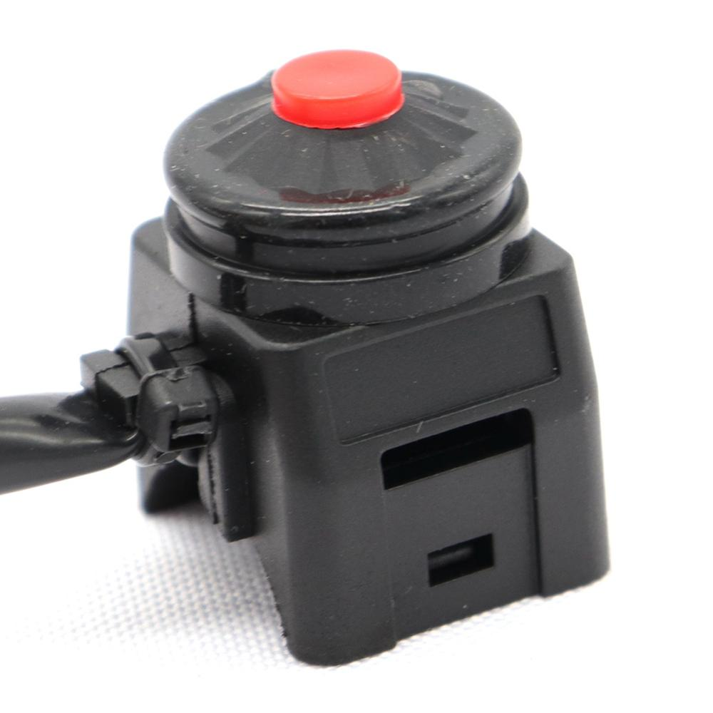 1 шт. красный рупорный стартер для Мотоцикла Kill Stop Switch для Dirt Bike KTM ATV 22 мм 7/8|Переключатели для мотоцикла|   | АлиЭкспресс