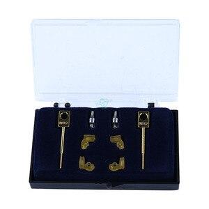Image 3 - 2 Sets/box Dental Lab Technician Instrument MK1 Attachments Parts for Dental Metal Partials